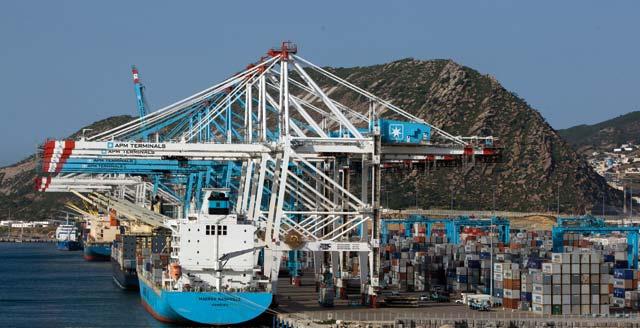 Double distinction pour APM  Terminals Tangier