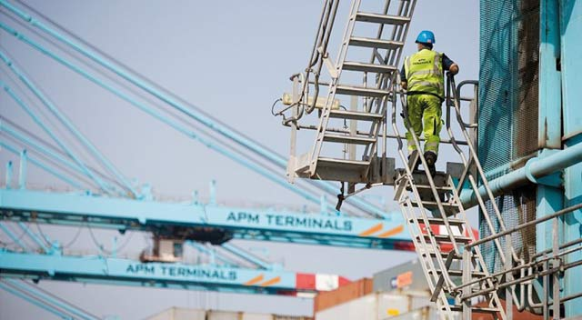 APM Terminals Tangier carbure