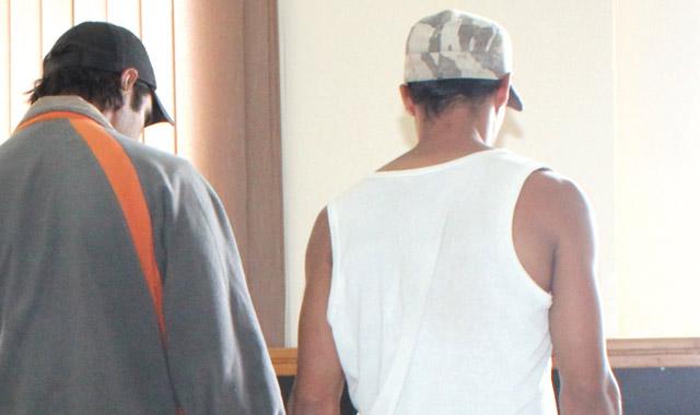 Un duo tente de cambrioler un commerce à Beni Medhar