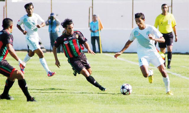 Coupe du Trône : L AS FAR et le HUSA par  la petite porte