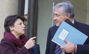 Aubry et Strauss-Kahn affûtent leur profil de candidat