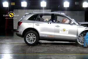 Euro NCAP : 6 nouvelles «crashées»