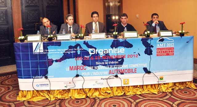 Automotive Meetings Tangier-Med : Une édition 2012 prometteuse