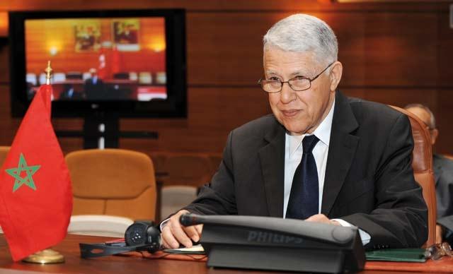 Abbas El Fassi pressenti au conseil de la présidence de l Istiqlal