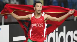 Halima Hachlaf et Abdelati Iguider offrent au Maroc une double victoire