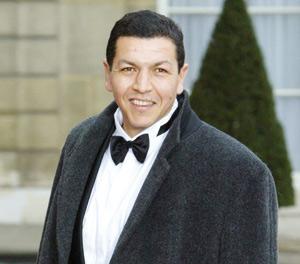 Abdellatif Benazzi : «La montre est le seul bijou que l'homme peut se permettre de porter»