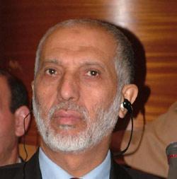 Algérie : Belkhadem à la tête du gouvernement