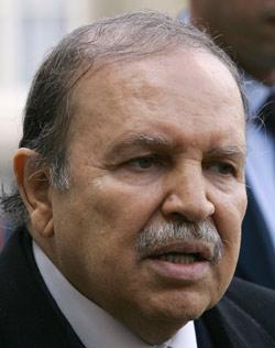 Bouteflika veut être président à vie
