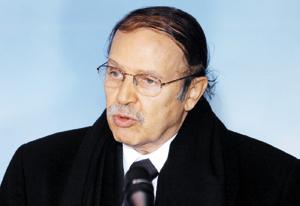 Le grand sursaut de Bouteflika