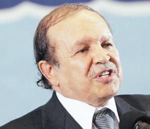 Bouteflika se rêve en président à vie