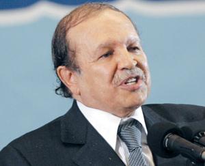 Algérie : le discours mitigé de Bouteflika