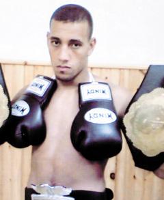 Abdelilah Sarti, le tigre du ring