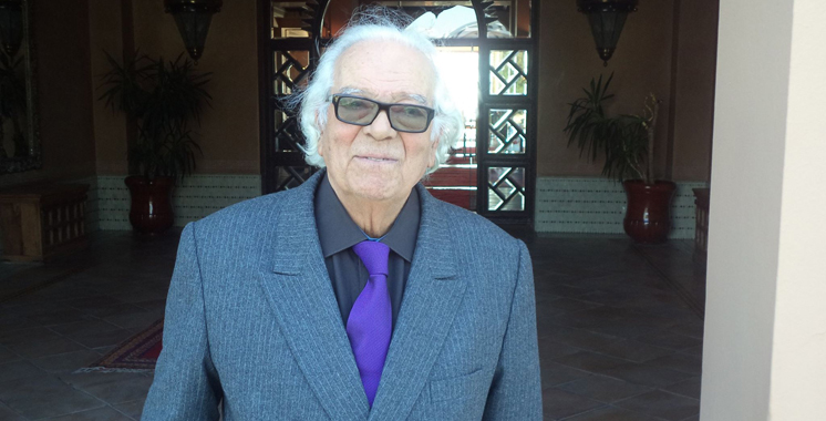 Hommage à Abdelkader El Badaoui  à Tanger