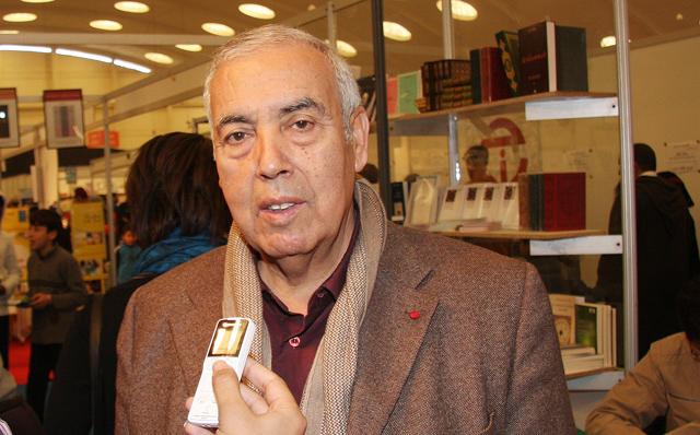 L'éditeur Abdelkader Retnani reçoit la Légion d'honneur