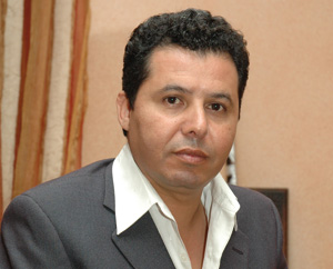 Abdelkbir Rgagna : «Je suis au service de l'art»