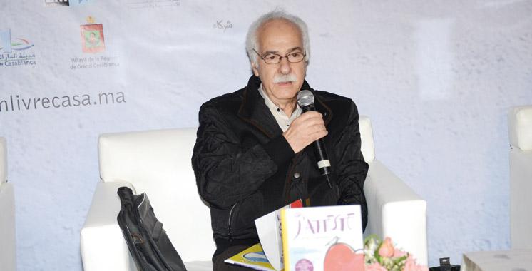 Rencontre littéraire: Quand Abdellatif Laâbi aborde son expérience poétique au SIEL