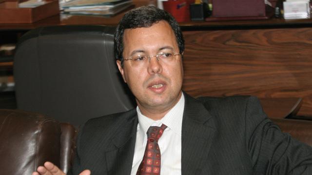 Zaghnoun aux commandes de la CDG
