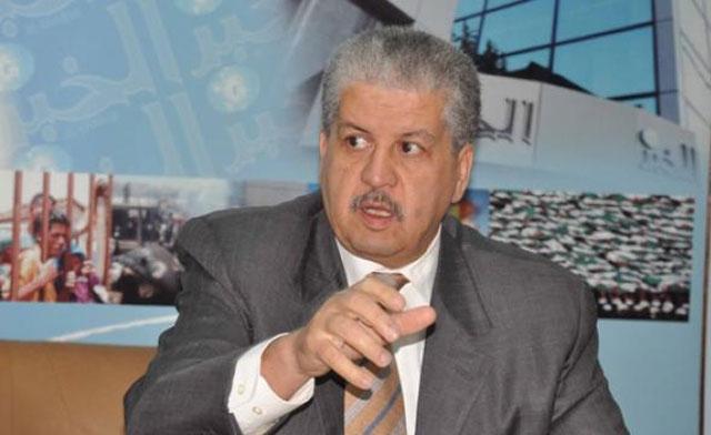 Nomination d'Abdelmalek Sellal nouveau Premier ministre en Algérie