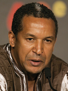 Le Mauritanien Abderrahmane Sissako président du jury