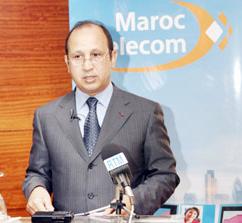 Bonnes perspectives pour le titre Maroc Telecom