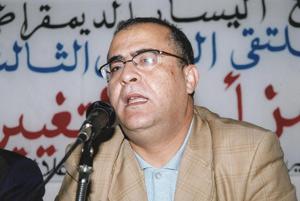 Laâziz Abdeslam : «Il y a une dynamique au sein des partis de la gauche»