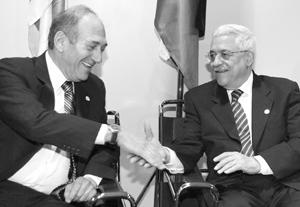 Le sommet Abbas-Olmert reporté à une date ultérieure