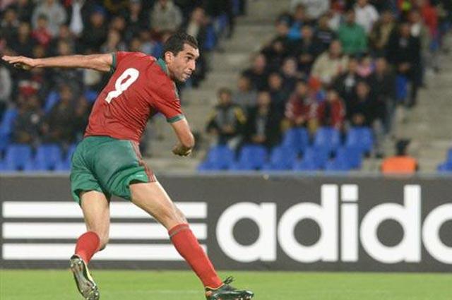 Dopage :  Abourrazouk suspendu par la FIFA