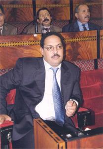 Ibrahim Abouzid : «Le budget de 2009 n'est pas un budget de crise»