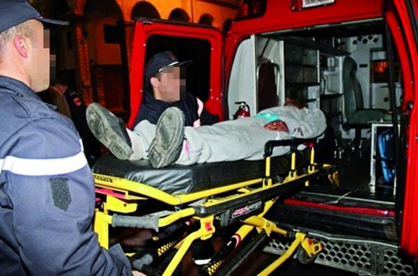 Huit morts et 15 blessés dans un renversement d un camion à Al Haouz