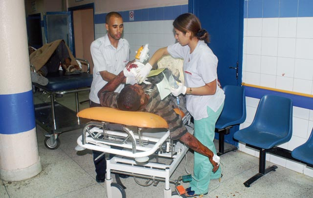 Vingt morts et 1082 blessés dans des accidents de la circulation en périmètre urbain