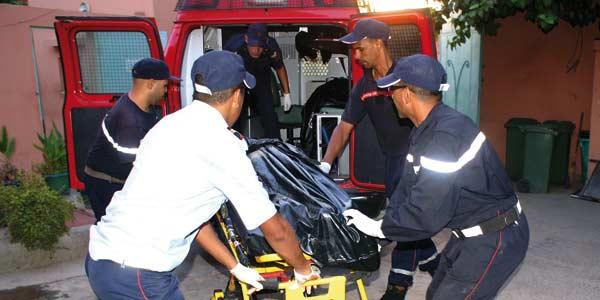 Deux morts et trois blessés dans un accident de la route près de Settat