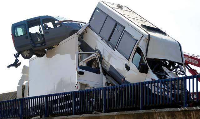 Accidents de la circulation en périmètre urbain : 20 morts et 1214 blessés durant la semaine dernière
