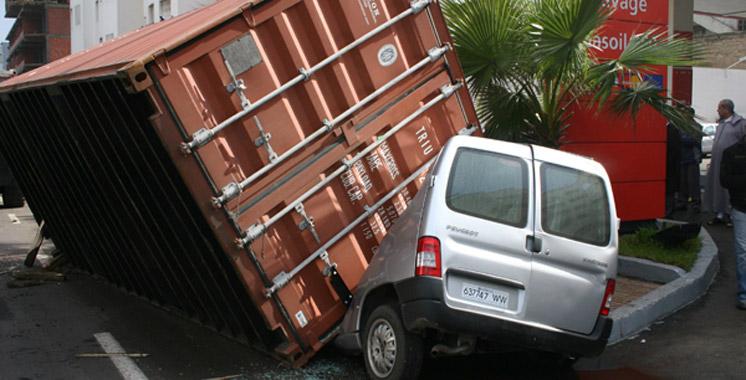 Accidents de la circulation : 18 morts et 2.009 blessés en une semaine