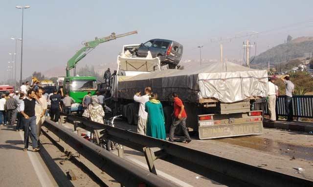 Accidents: Plus de 2.700 tués durant les huit premiers mois de 2012
