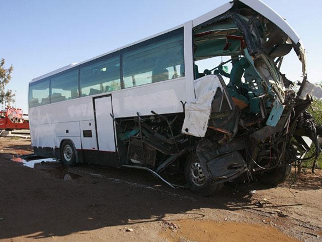 Accident de la route entre Settat et Marrakech