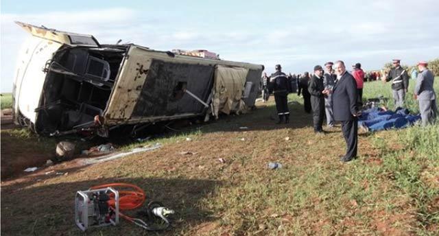 Les routes  ont fait 13 morts en moins  de 24 heures