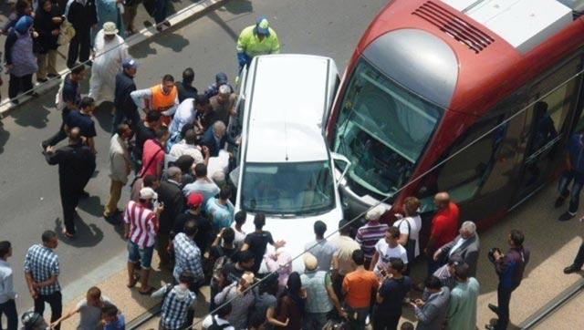 Tramway :  Deux accidents mortels en 48 heures