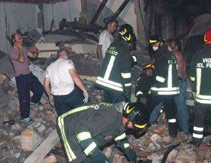 Accident de train en Italie : Arrivée des dépouilles des victimes au Maroc