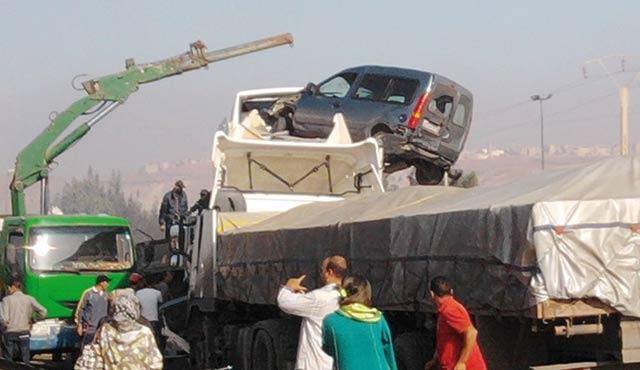 Ce que nous ont coûté les accidents de la route en 2012 : 4.000 morts et une perte de 2 points du PIB