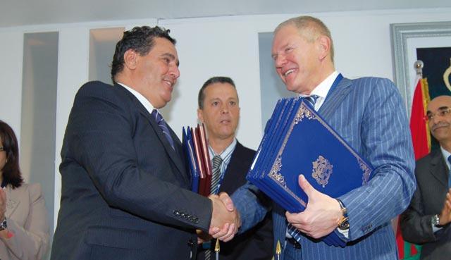 Maroc – Russie : Un sixième accord de pêche