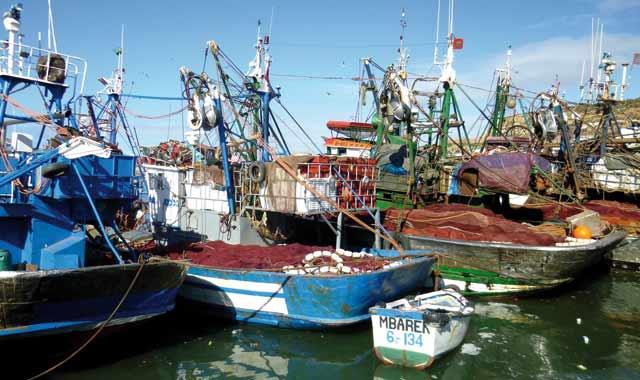 Accord de pêche :  Dernière ligne droite