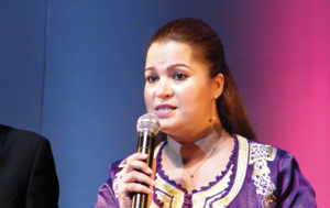 Najia Adib : «J'ai fait mes adieux aux talons aiguilles»