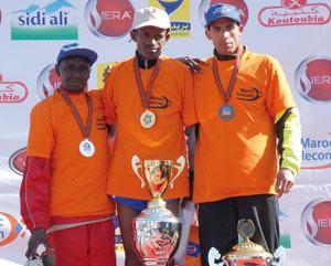 Adil Annani ou la passion du Marathon