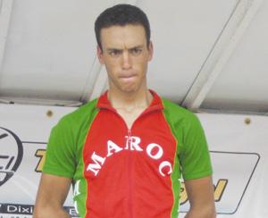 Tour cycliste du Rwanda : Adil Jelloul continue à briller