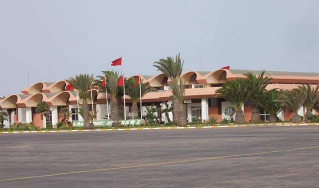 Laâyoune : Le trafic passagers en hausse  à l aéroport Hassan Ier