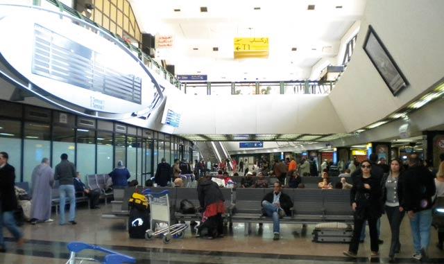 Un arsenal de guerre saisi chez un adolescent à l aéroport Mohammed V