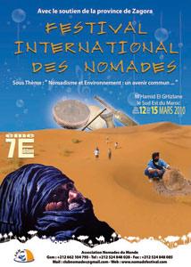 Une 7ème édition sous le signe de l'écologie des nomades