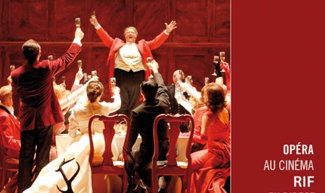 Verdi s invite au  cinéma Rif