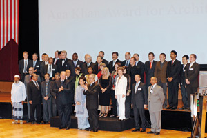 Le prix international Aga Khan présenté à Casablanca