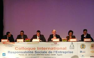 Agadir : La responsabilité sociale des entreprises en débat